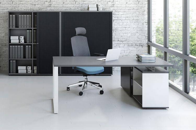 Chef Schreibtisch Design Bueroeinrichtung