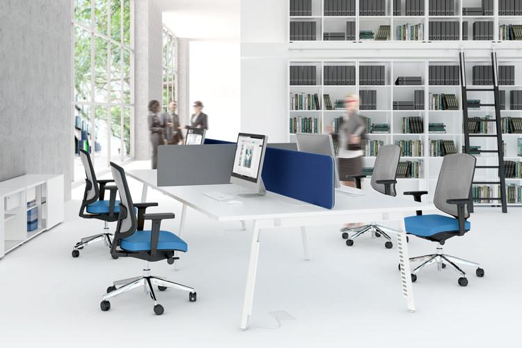 Gruppenschreibtisch YAN Büroeinrichtung