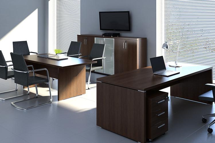 Konferenztisch Büroeinrichtung Quando