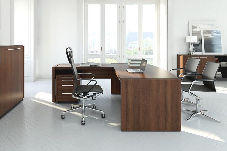 Büro Designmöbel Serie static