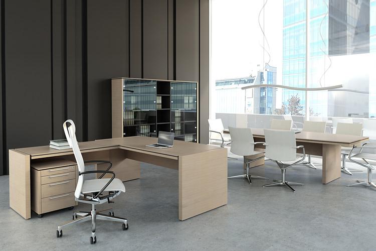Chefzimmer Büro Einrichtung