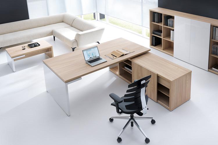 Büro Einrichtung Chefzimmer Möbel