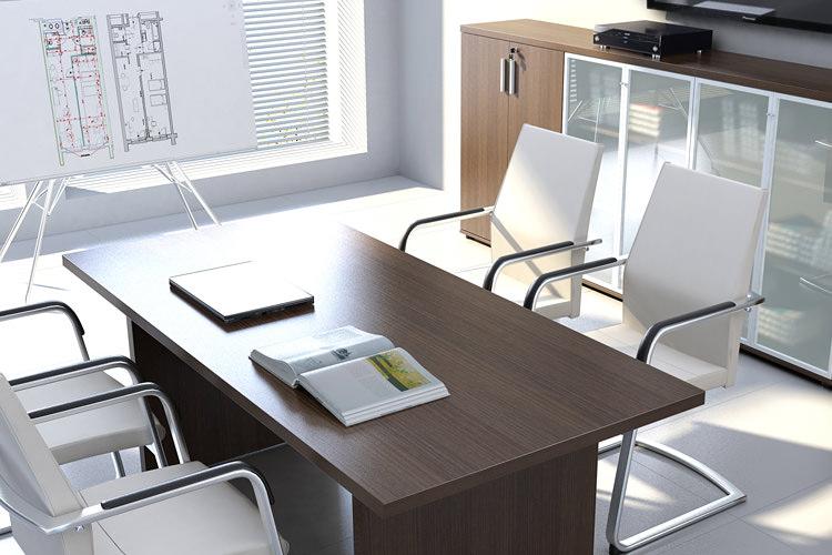 Konferenztisch Büro Einrichtung Quando