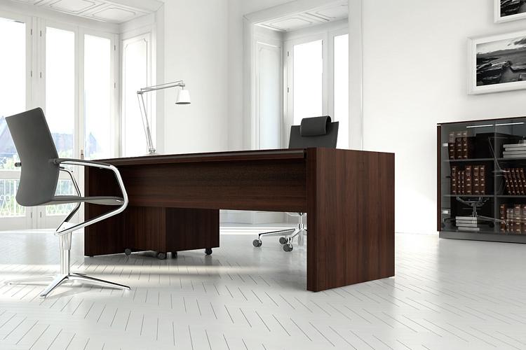 Chefzimmer Bürotisch