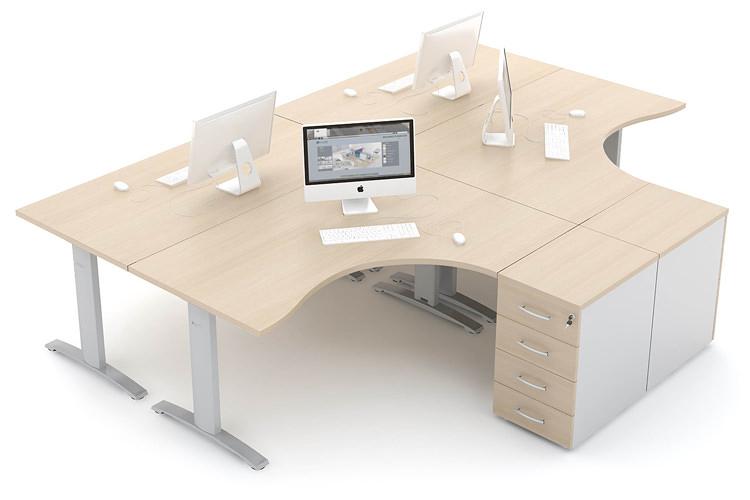 hochwertige Büromöbel Schreibtische